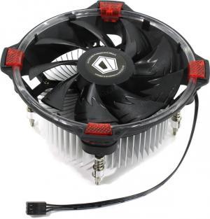 ID-Cooling<ID-CPU-DK-03-Halo-i-R>(3пин,1155,26.4дБ,1600об/мин,Al)