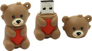 16Gb Iconik <RB-BEARB-16GB>USB2.0 Flash Drive  (RTL)