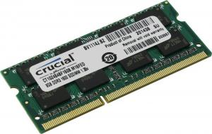 SO-DIMM DDR3 8Gb Crucial <CT102464BF160B><PC3-12800>CL11(for NoteBook)