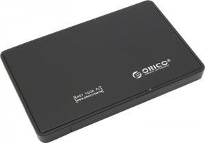 "Orico <2588US3(-V1)-BK(-PRO)> (EXT BOX для внешнего подключения 2.5"" SATAHDD, USB3.0)"