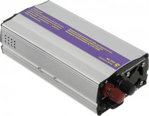 KS-is Soczk <KS-259>Автомобильный преобразовательнапряжения24-220V(500W,USB)