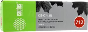 CANON C-712 для LBP3010/LBP3020 CACTUS