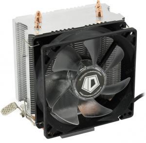 ID-Cooling<ID-CPU-SE903-R> (3пин,775/1155/AM2/AM4/FM2,23дБ,2000об/мин,Al+тепл.трубки)