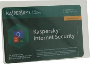 Карта продления Kaspersky Internet Security для всех устройств <KL1941ROBFR>лицензии на 2 устройства