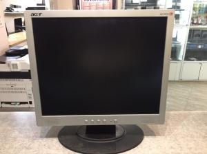 "19"" Acer AL1914sm Silver (LCD, 1280x1024, D-Sub) без кабелей"
