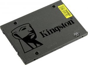 "SSD 120 Gb SATA 6Gb/s Kingston A400 <SA400S37/120G>2.5"" TLC"