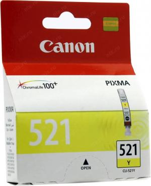 CANON CLI-521 Y