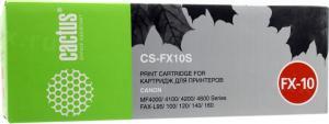 Картридж CACTUS FX-10 для CANON