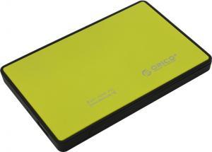 "Orico <2588US3-OR> (EXT BOX для внешнего подключения2.5"" SATA HDD,USB3.0)"
