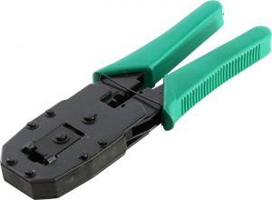 Инструмент 5bites <LY-T2007C> (обжим коннекторов RJ-45,RJ-11/12+зачистка витой пары)