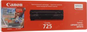 Canon 725 для Canon LBP6000/6000B