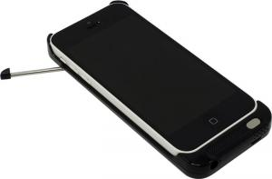 Чехол-аккумулятор KS-is Power PackKS-232 Black для  iPhone5/5C/5S  (Lightning, 2200mAh,  Li-Pol)