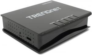 TRENDnet <TDM-C500> ADSL/2+ Modem Router(AnnexA,1UTP 10/100Mbps, USB)