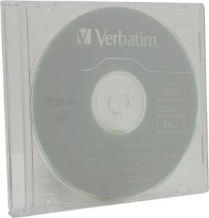 CD-R 700Mb Slim