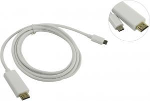 Кабель-адаптерUSB-C->HDMI (M)