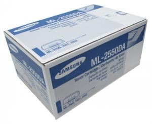 Samsung Тонер-картридж ML-2550DA дляSamsung ML-2550/2551/2552W