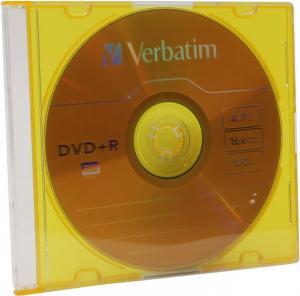 DVD+R 4,7 Gb TDK, Verbatim