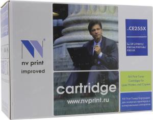 Картридж NV-Print аналог CE255Xдля HP LJ P3015/3015d/3015dn/3015X(повышенной ёмкости)