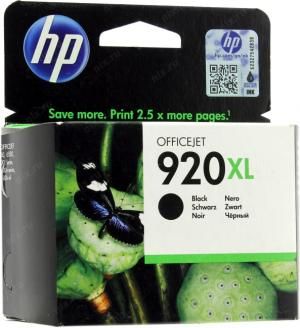 HP DJ 920XL (CD975AE)  Black для hp Officejet 6000/6500  серии 7000