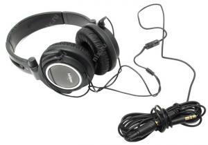 """Наушники PHILIPS SBC HP460, 15Hz-28KHz, мониторные, серия """"DJ Style"""", 1.2 + 1.8 м"""