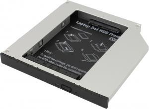 """Espada <SS12>Шасси для 2.5"""" SATA HDD для установки в SATA отсек оптическогопривода ноутбука"""