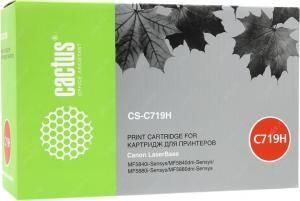 Картридж Cactus CS-C719H для Canon MF5840/MF5880
