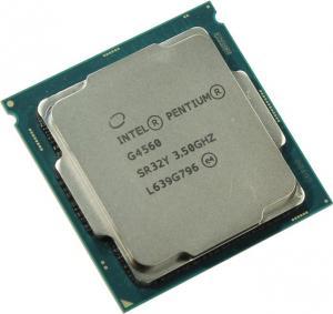 OEM Intel Pentium G4560 3.5 GHz/2core/SVGAHDGraphics610/0.5+3Mb/54W/8GT/s LGA1151
