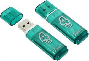 4Gb SmartBuy Glossy <SB4GBGS-G> USB2.0 Flash Drive (RTL)