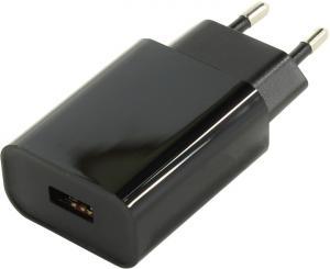 Зарядное устройство USB (Вх. AC100-240V,Вых.DC5V/9V/12V, USB 3A) Jet.A <UC-Z21 Black>