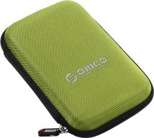 "Orico <PHD-25-GR>Чехол для 2.5""HDD/SSD (зелёный)"