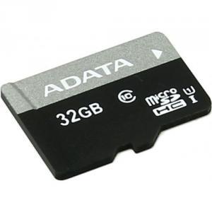SDHCmicro 32Gb ADATA Premier <AUSDH32GUICL10-R> Memory Card UHS-I U1 Class10