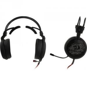 Наушники с микрофоном Redragon Delirium (шнур 2м, срегуляторомгромкости, USB) <64213>