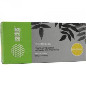 Картридж Cactus CS-PH3140XдляXerox Phaser3140/3155/3160