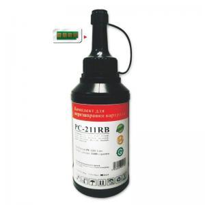 Заправочный комплект на Pantum P2200, P2207, P2507, P2500W, M6500, M6550 (чип+тон)