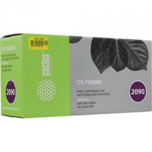 КартриджCactus CS-TN2090 для BrotherHL-2132, DCP-7057