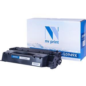 Картридж NV-Print Q5949X для HP LJ 1320 серии (повышенной ёмкости) без коробки