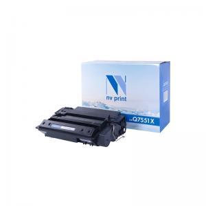 Картридж NV-Print Q7551X для HP LJ P3005, M3027mfp, M3035mfp (повышенной ёмкости) без коробки