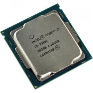 OEM Intel Core i3-7350K 4.2 GHz/2core/SVGA HD Graphics 630/4Mb/60W/8 GT/s LGA1151