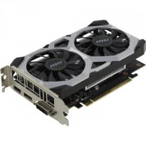 PCI-E 4Gb GDDR5 MSI GTX 1650 VENTUS XS 4G OC (RTL) DVI+HDMI+DP<GeForce GTX1650>