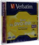 Mini DVD+RW 1,4Gb TDK, Verbatim 4x