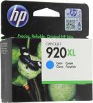 Картридж HP OJ 920XL (CD972АE) голубой