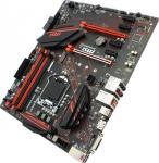 MSI B360 GAMING PLUS (RTL) LGA1151 <B360> 2xPCI-E DVI+HDMI GbLAN SATAATX 4DDR4