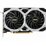 PCI-E 6Gb GDDR5 MSI GTX 1660 VENTUS XS 6G OC (RTL) HDMI+3xDP<GeForce GTX1660>
