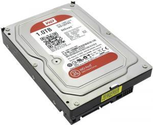 "HDD 1 Tb SATA 6Gb/s Western Digital Red <WD10EFRX> 3.5""5400rpm 64Mb"
