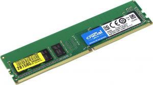 DDR 44Gb, Crucial <CT4G4DFS824A><PC4-19200>CL17
