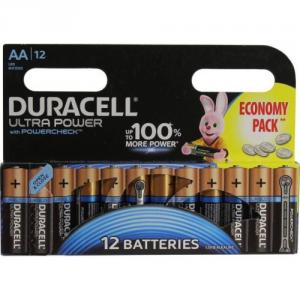 Батарейка Duracell ULTRA POWER MX1500-12 (LR6) Size AA,1.5V,щелочной(alkaline)